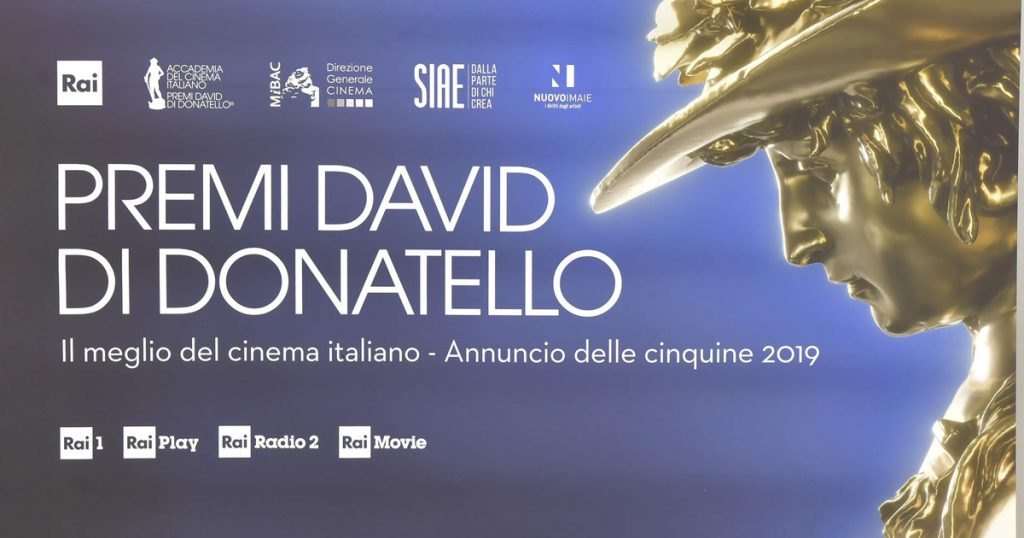 David di Donatello 2019 | Candidature | Categorie | Film in Gara | Diretta TV