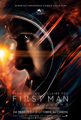 First Man | Trailer | Cast | Foto