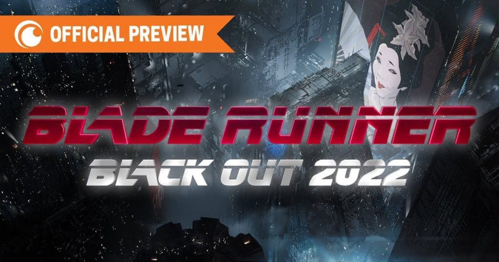 Blade Runner 2049 | Black Out 2022 | Prequel | Web