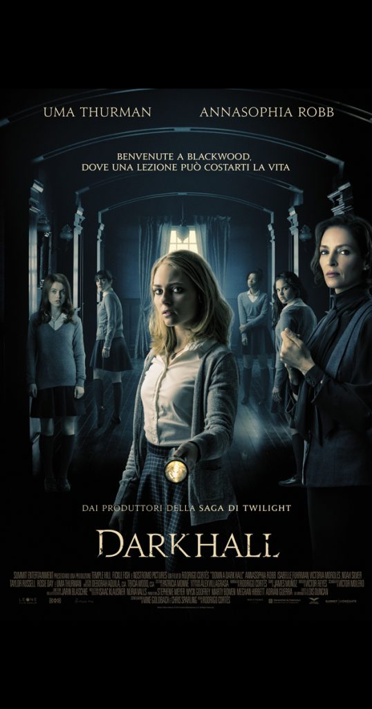 Dark Hall | Trailer | Clip dal Fim | Foto Set | Cast |