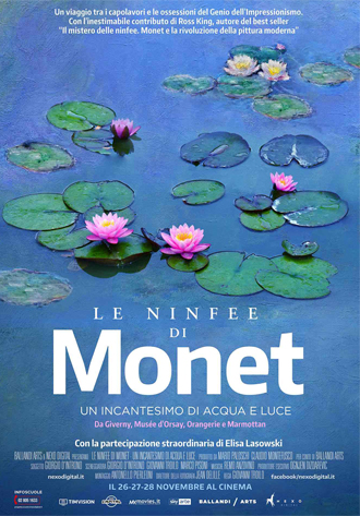 Le Ninfee di Monet | Al Cinema | Documentario