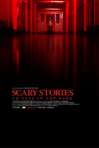 Scary Stories to Tell in the Dark | Trailer | Poster