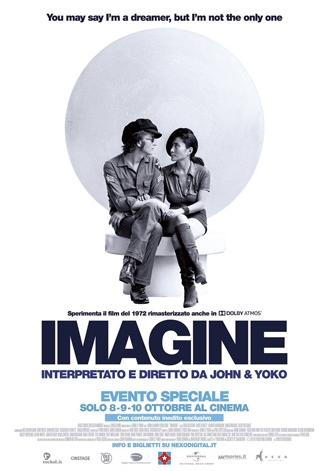 John Lennon & Yoko Ono – Imagine | Film Evento